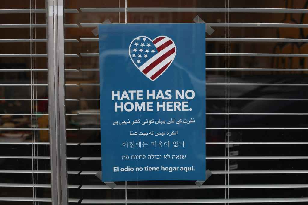 United States of America not United Hates of America