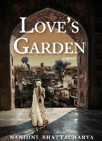 Love's Garden front cover